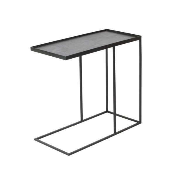 rectangular tray side table ethnicraft